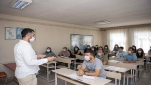 Büyükşehir Belediyesinin kurs merkezlerinde yeni dönem hazırlıkları başladı