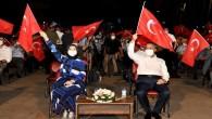 '15 Temmuz Demokrasi Nöbeti' Vali Su'nun katılımıyla gerçekleştirildi