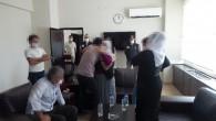 Güvenlik güçlerine teslim olan örgüt mensubu Mersin'deki ailesine teslim edildi