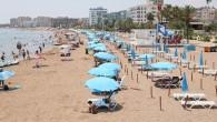 Susanoğlu ve Kızkalesi halk plajlarının mavi bayrağı yenilendi