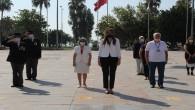 Barış Harekatı'nın 46.Yılı Mersin'de törenle kutlandı