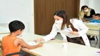 Toroslar Belediyesinden çocuklara olgunluk testi