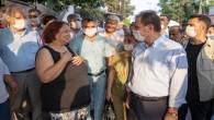Seçer, su indiriminde vatandaşın sesini dinlediklerini söyledi