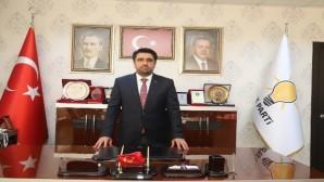 """AK Parti İl Başkanı Ercik: """"Görev verilirse devam edeceğim"""""""
