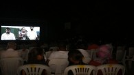 Erdemli'de 'Yaz Sineması' günleri başladı