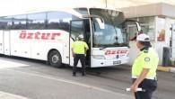 Şehirlerarası otobüslerde bayram denetimi