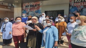 AK Parti'li kadınlar Dilipak hakkında suç duyurusunda bulundu