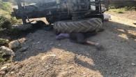 Tarsus'taki kazada karı koca hayatını kaybetti