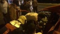 Tarsus'ta trafik kazası: 1 yaralı