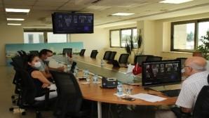 MTSO Meslek Komite Başkanları pandemi sürecini değerlendirdi