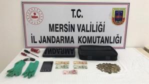 Kafeteryadan hırsızlık yapan 1 kişi tutuklandı