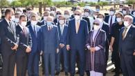Başkan Yılmaz, Cumhurbaşkanı Erdoğan ve MHP Lideri Bahçeli ile bir araya geldi