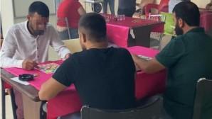 Kumar oynayan 35 kişiye para cezası yağdı