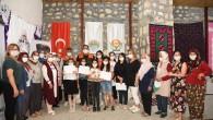 TORTEK kurslarına katılanlar sertifikalarını aldı