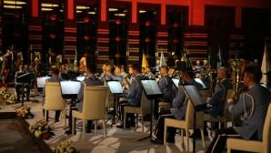 Cumhurbaşkanlığı Külliyesi'nde Zafer Bayramı Özel Konseri düzenlendi