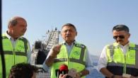 """Oktay: """"Karadeniz'de elde ettiğimiz başarılı sonuçları inşallah Doğu Akdeniz'de de alacağız"""""""