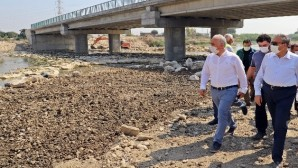 Mersin'deki dere ve sulama kanallarında ıslah çalışması başlayacak
