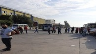 Mersin Serbest Bölgesinde 27 işçi zehirlendi
