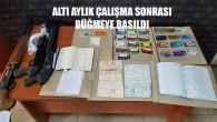 Mersin'de tefeci operasyonu: 29 gözaltı