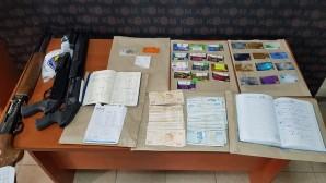 Tarsus'taki tefeci operasyonunda 6 kişi tutuklandı