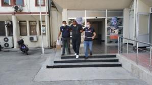 Nakliye dolandırıcısı tutuklandı