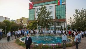 Erdemli Belediyesinden Azerbaycan'a destek