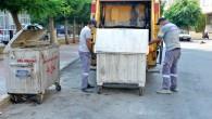 Yenişehir'de dezenfeksiyon çalışmaları sürüyor