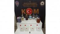 Silifke'de uyuşturucu operasyonu: 2 gözaltı