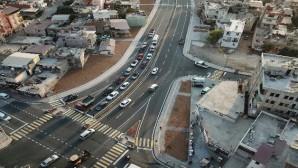 Rıfat Uslu Caddesi duble yol olarak hizmete açıldı