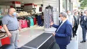 """Mersin Valisi Su: """"Akraba ve ev ziyaretlerini bir süre erteleyelim"""""""