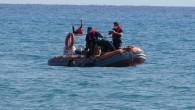 Erdemli'de denizde kadın cesedi bulundu