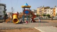 Akdeniz Belediyesinden mahallelere yeni park