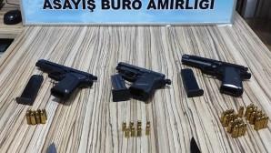 Tarsus'ta cinayetle biten silahlı kavgaya 4 gözaltı