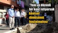 Başkan Gültak, mahallelilerin sorun ve taleplerini dinledi