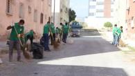 Toroslar'ın mahallelerinde genel temizlik