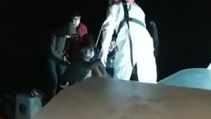 22 düzensiz göçmen yakalandı