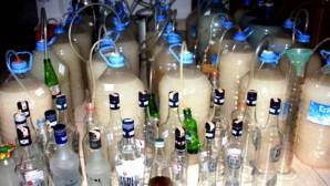 Mersin'de sahte alkolden zehirlenen 5 kişinin tedavisi sürüyor