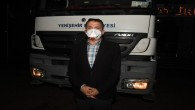 Yenişehir Belediyesinden İzmir'e yardım eli