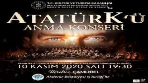 MDOB, 'Atatürk'ü Anma Konseri' düzenliyor