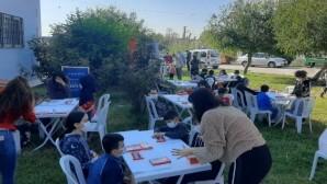 Akdeniz Belediyesinde çocuklar için yeni bir proje daha başlıyor