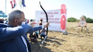 Tarsus'ta okçuluk heyecanı