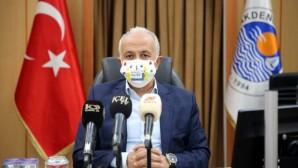 """Başkan Gültak'tan çağrı: """"Lösemili çocuklarımızın yanında olalım"""""""