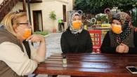 """""""KADINLARIMIZ, DESTEĞİ VE ALKIŞI HAK EDİYOR"""""""