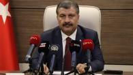 Sağlık Bakanı Fahrettin Koca: 'Çin'den aşı Pazar gecesi yola çıkıyor'