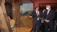 Tarsus Müzesini Bakan Ersoy açtı