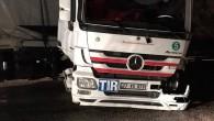 Silifke'de tır kazasında 1 kişi öldü