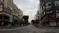 Mersin hayalet şehre döndü