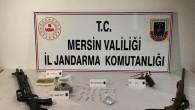 Tarsus'ta uyuşturucu operasyonu: 23 gözaltı