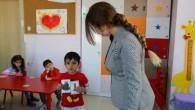 Afrin şehidinin adını taşıyan kreş 3 dilde eğitim veriyor