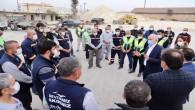Akdeniz Belediyesi, personeline 500 TL pandemi desteği verdi